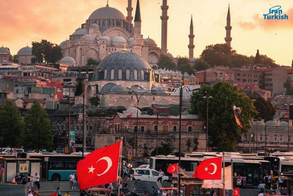 اجاره روزانه خانه در ترکیه در سال 1400