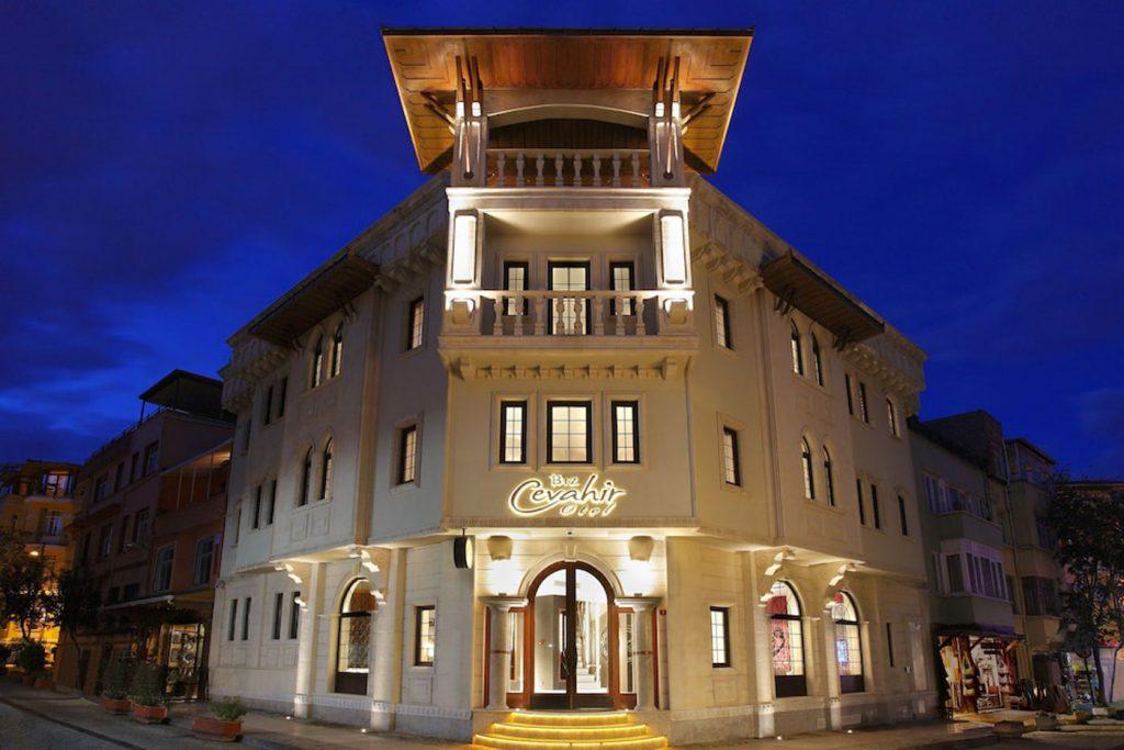 هتل بیز جواهر سلطان احمد Biz Cevahir Sultanahmet